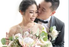 Intimate Wedding of Budi & Raisa by AS2 Wedding Organizer