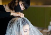 Intimate Wedding of Budi & Raisa by AS2 Wedding Organizer