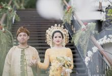 Bunga & Dendy Wedding Day by Adhyakti Wedding Planner & Organizer