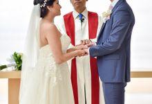 From The Wedding of Priya and Mac by Conrad Bali
