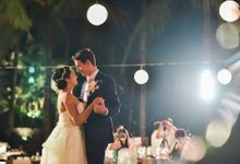 Wedding of Priya and Mac by Conrad Bali
