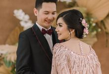 Dinda & Iqbal Wedding by Tesera Pictures