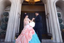 Rosemary Ballgown by AR Couture