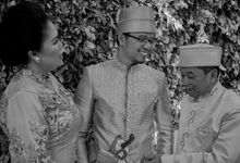Calm and Beautiful Sundanese Wedding Event by Karna Pictures