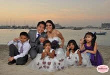 Mac and Fari -  Dubai Beach Wedding by WINKSHOTS - Wedding and Events Photographer