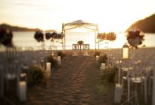 Weddings by the beach by PICO SANDS HOTEL (Pico de Loro Cove)