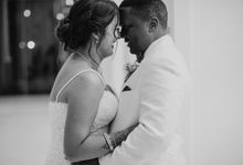 THE RECEPTION OF BATSI & BIANCA by Dreampeeks