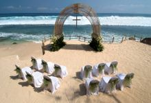 THE BVLGARI BEACH WEDDING by Bvlgari Resort Bali