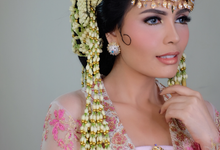 Photoshoot for Sunda Siger Bride by beautified by santishiva