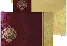 Indian Wedding Invitations by A2zWeddingcards