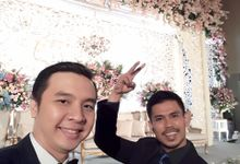 The Wedding Of Eric & Gracia by MC ADI CHANDRA