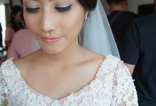 Mrs Viorry Wedding by DEA MUA