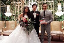 The Wedding Of Gary & Nery by MC ADI CHANDRA