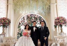 The Wedding Of Andrew & Stefanie by MC ADI CHANDRA