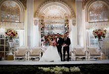 The Wedding Of Lius & Intan by MC ADI CHANDRA