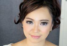 Diana by chingching makeupart