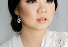 Anita's Wedding by Sheila Kho Makeup