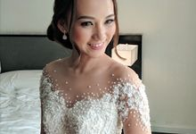 Rachelle Manzano - Mark Fausto Wedding by Magic Touch by Klick Victoria