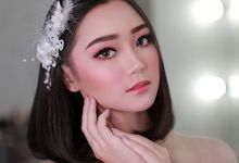 Bride Makeup by Natcha Makeup Studio