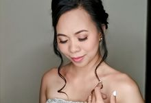 Vanessa Atienza Wedding by Magic Touch by Klick Victoria
