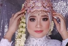 Wedding Dian by Cindy_prof_makeup