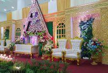 Pelaminan Batak Toba by Putri Ayu Wedding