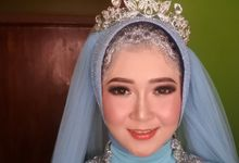 Wedding Sandra by Cindy_prof_makeup