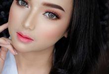 Bridal look makeup by Natcha Makeup Studio