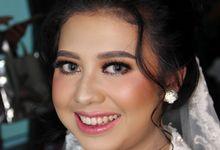 VITHA WEDDING by Rugayah Samiah Makeup