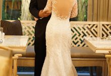 Wedding salim&cindy by Windy Savosa Couture