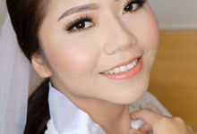 Bridal Makeup by Junie Fang Makeup Artist