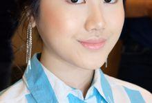 Ms. Abel by Junie Fang Makeup Artist