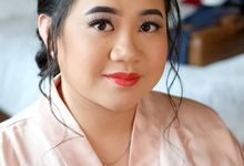 Bridemaid Makeup by Lie Yenti MUA