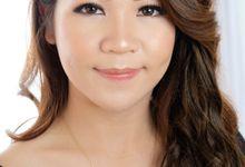 Prewedding Makeup by Junie Fang Makeup Artist