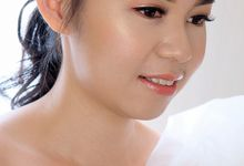 Bridal Makeup by Junie Fang Makeup Artist
