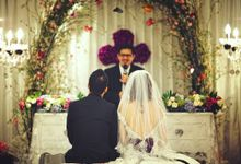Wedding Herry&Vivian by Windy Savosa Couture