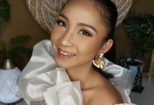 Romantic Glam - Ela by NIKENIKKI Makeup Artist