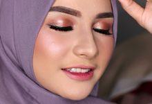 DIBA FAHIRA by Rugayah Samiah Makeup