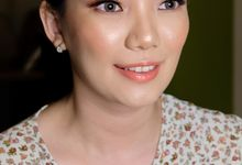 Prewedding Makeup by Junie Fang Makeup Artist