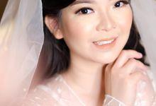 wedding makeup ms monic by Novysarilim Makeup