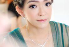 prewed makeup for ms grace by Novysarilim Makeup