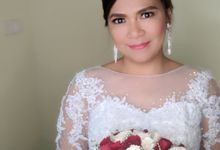 Maria Trina Lee Wedding by Magic Touch by Klick Victoria