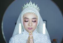 Akad & Resepsi Mba Diva ✨ by Aiiu Makeup