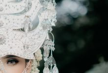 Wedding Ayu & Aldo by Zia Brides Make Up Artist & Kebaya
