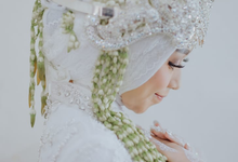 Caca & jefri by Beblooms Wedding