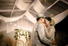 The wedding of Arum & Zeka by Beblooms Wedding