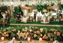 Adam & Olivia Wedding at The Westin Bali by Becik Florist