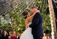 Mahsa and Jesse Wedding, at Tirtha Bridal Bali by Bali Becik Wedding