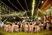 Dean & Anita Wedding at Samabe Nusa Dua, Bali by Becik Florist