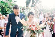 Kirana and David Wedding at Dura Villas by Bali Becik Wedding